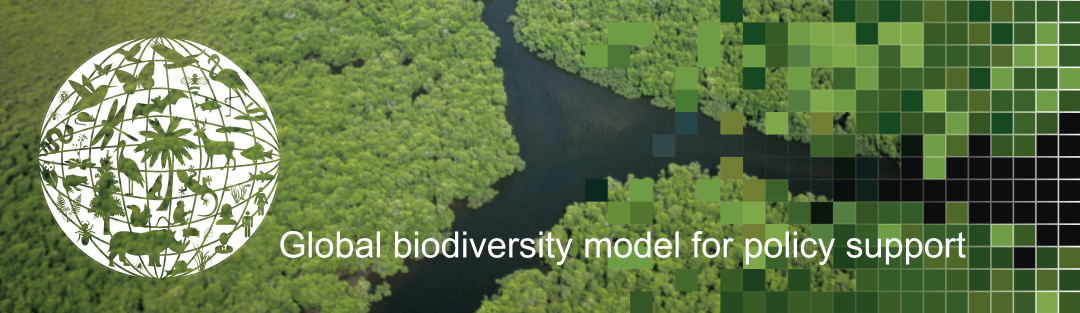 GLOBIO: global biodiversity model for policy support